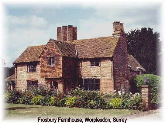 Frosbury Farmhouse